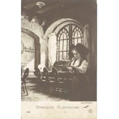 CPA - ALSACE - Brasserie Alsacienne - Années 1920