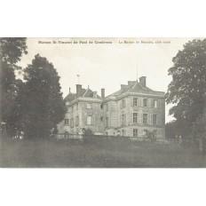 CPA - COMBREUX - Maison De Saint Vincent De Paul, Côté Ouest - Années 1930