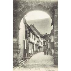 CPA - KAYSERSBERG - Vieille Rue - Années 1900