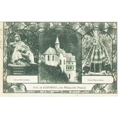 CPA - RIBEAUVILLÉ - Notre Dame De Dusenbach - Années 1920