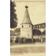 CPA - RIBEAUVILLÉ - Tour Des Cigognes - Années 1920