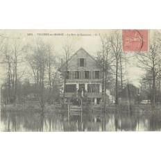 CPA - VILLIERS SUR MARNE - Le Bois De Gaumont - Années 1900