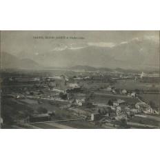 CPA: JARRIE, BASSE-JARRIE et l'Achromine, vers 1900.