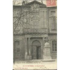 CPA: AIX-EN-PROVENCE, LA FACULTE DE DROIT VERS 1900.