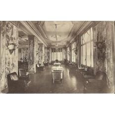 CPA: AIX-EN-PROVENCE,CASINO MUNICIPAL,LA SALLE DE LECTURE. ANNEES 1900.