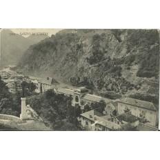 CPA: SALINS-MOUTIERS. Années 1910.