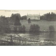 CPA - CHATEAU DU BEC THOMAS - Le Château - Années 1910