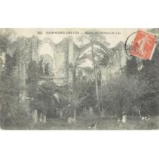 CPA - DAMMARIE LES LYS - Ruines De L'Abbaye Du Lys - Années 1910