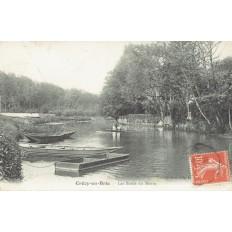 CPA - CRECY EN BRIE - Le Morin - Années 1900