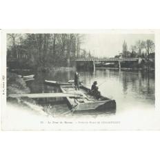 CPA - LE TOUR DE MARNE - Près Du Pont De Champigny - Années 1900