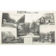 CPA - BARBIZON - Hôtel De La Forêt - Années 1910