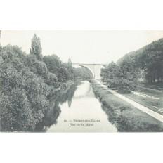 CPA - NOGENT SUR MARNE - Vue Sur La Marne - Années 1910