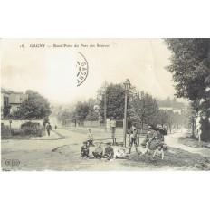 CPA - GAGNY - Rond Point Du Parc Des Sources - Années 1900