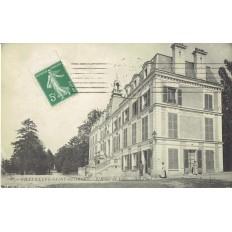 CPA - VILLENEUVE SAINT GEORGES - L'Hôtel De Ville - Années 1910