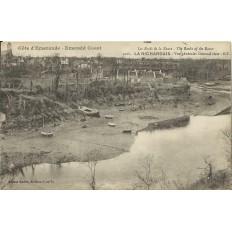 CPA: LA RICHARDAIS, Les bords de la Rance, Années 1900