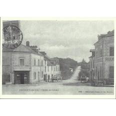 AGRANDISSEMENT CPA 1900: ORVAULT, Chemin du Calvaire