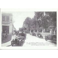 """AGRANDISSEMENT CPA 1900: LA BAULE, """"KER SAUZETTE""""."""