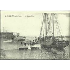 AGRANDISSEMENT CPA 1900: CHANTENAY, LE CORDON-BLEU