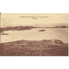 CPA: PRIMEL-GASTEL, Vue Générale du Port, vers 1900
