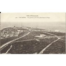 CPA: CAP FREHEL, vue prise du Phare, vers 1910