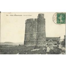 CPA: ILE DES EBIHENS, vers 1910