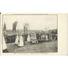 CPA: SAINTE-ANNE-LA-PALUD, Le Pardon, vers 1910