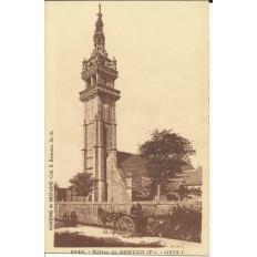 CPA: BERVEN, L'Eglise, vers 1920