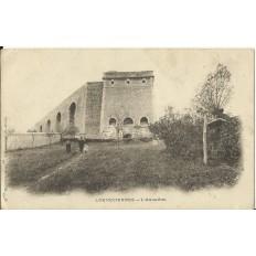 CPA - LOUVECIENNES, L'AQUEDUC - Années 1900