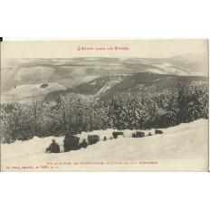 CPA: SUR LE SOMMET DES HAUTES-VOSGES, années 1910