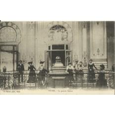 CPA: VITTEL, La Grande Source, années 1900