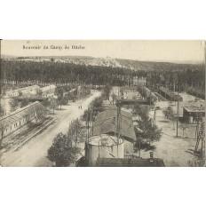 CPA: BITCHE, Souvenir du Camp, vers 1910