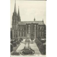 CPA: CLERMONT-FERRAND, la Cathédrale, vers 1900