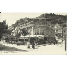 CPA: ROYAT, Le Kursaal vers 1900