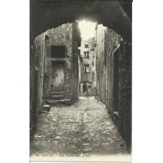 CPA: ROYAT, une Vieille rue, vers 1900