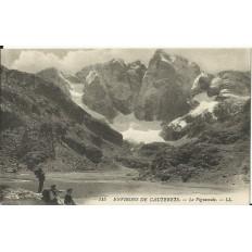 CPA: CAUTERETS (environs),Le Vignemale, vers 1900