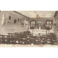 CPA: ANGERS, Externat Saint Maurille - Chapelle des Congréganistes, vers 1920