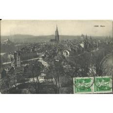 CPA: SUISSE, BERN, Vue Générale, années 1900