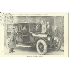 CPA: (REPRO). PARIS, Banquet offert au Président Wilson, 1919