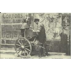 CPA: (REPRO) PARIS, Le Remouleur, vers 1900.