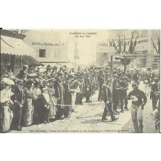 CPA: (REPRO). PARIS, La Marche de l'Armée, 29 Mai 1904.