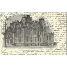 CPA: (REPRO). JOEUF, Propriété de Wendel, vers 1900.