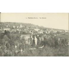 CPA: MORTAIN, Vue Générale, vers 1910