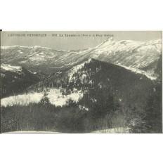 CPA: LE LIORAN et le PUY GRIOU, vers 1920
