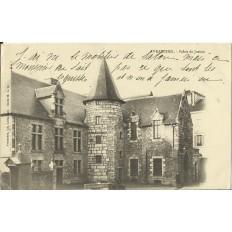 CPA: AVRANCHES, Palais de Justice, vers 1900