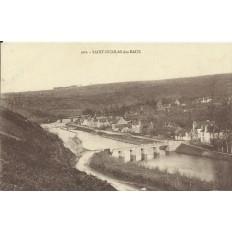 CPA - SAINT-NICOLAS-DES-EAUX, Vue Générale, Années 1910