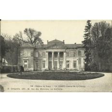 CPA - LA JARNE, Chateau de Buzay, Années 1910