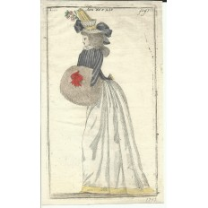 GRAVURE de MODE du XVIIIe s. ENGRAVING FASHION XVIIIth. (6)