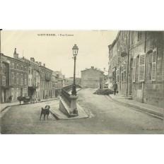 CPA: SAINT MIHIEL, Rue Carnot, vers 1900