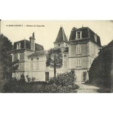 CPA: ST-JEAN D'ANGELY, Chateau de Chancelée, vers 1920
