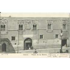 CPA: ZAMORA, Palacio de los Momos, années / anos 1900